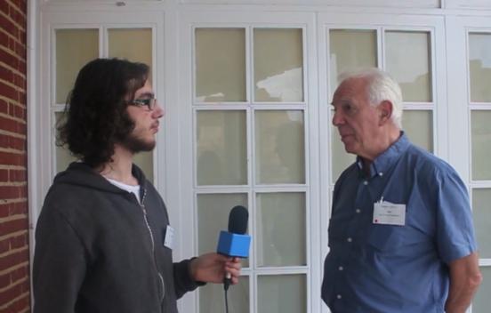 Dr Alan Cooklin interviewed