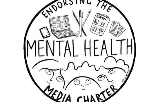 Mental health charter logo
