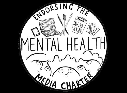 Mental health charter logo