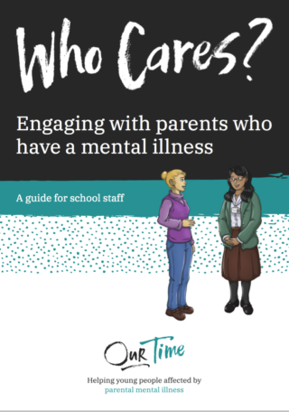 Engaging with parents who have a mental illness document cover