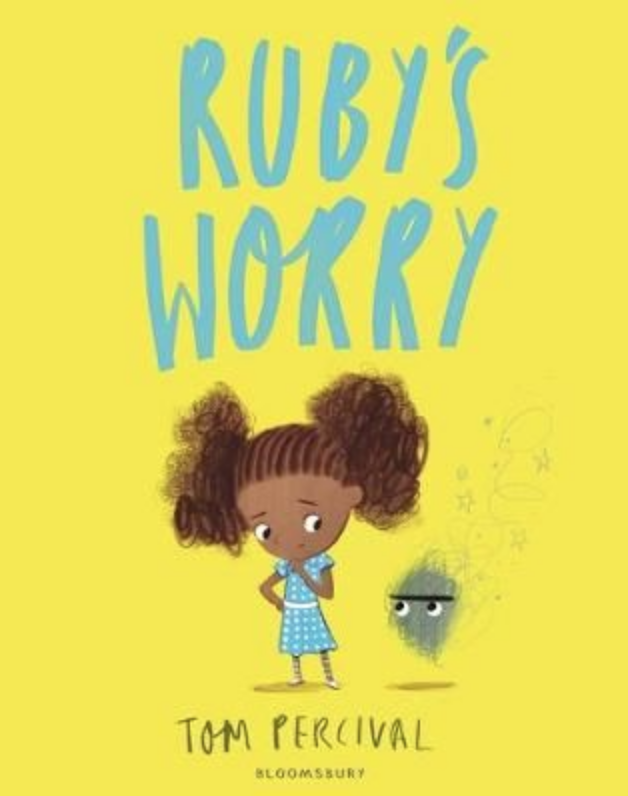 Ruby's Worry book cover