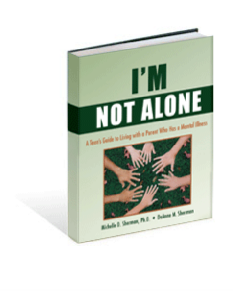 I'm Not Alone book cover