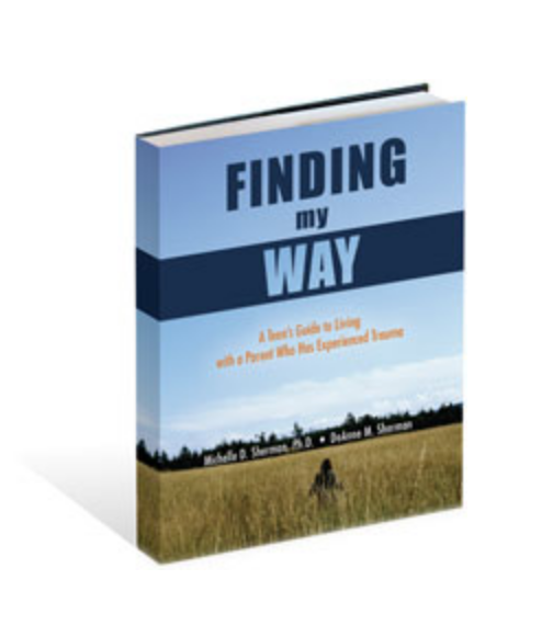 Finding My Way book cover
