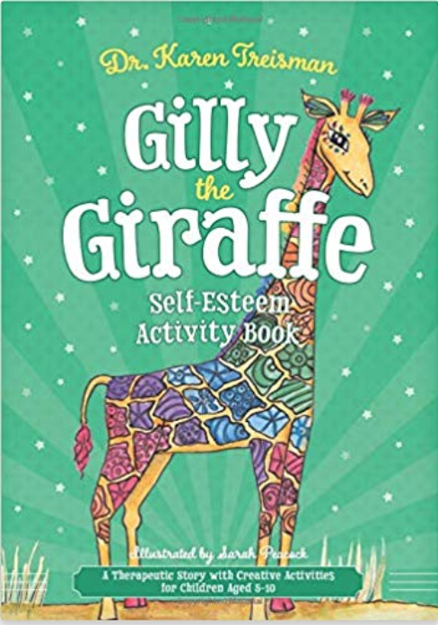 Gilly the Giraffe book cover