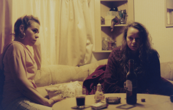 Billie Piper and Samantha Morton in Two for Joy film