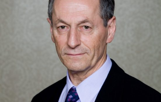 Professor Sir Michael Marmot head shot