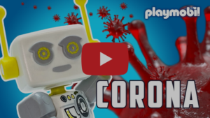 Playmobil Coronavirus video