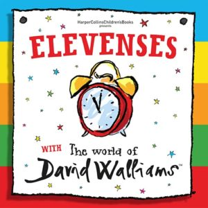 David Walliams Elevenses book cover