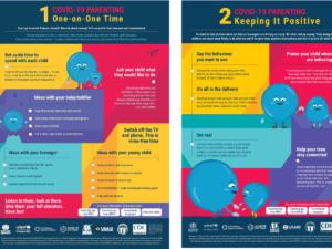 World Health Organisation parenting resources