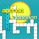 Our Time Summer puzzles image