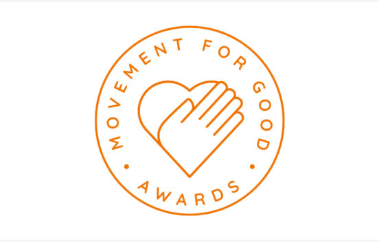 Movement for good awards logo