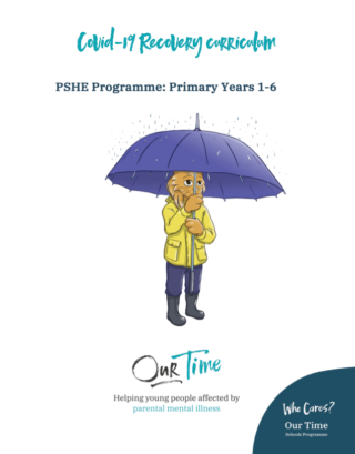 Primary School PSHE Covid Programme guide cover