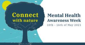 Mental Health Awareness Week 2021 banner